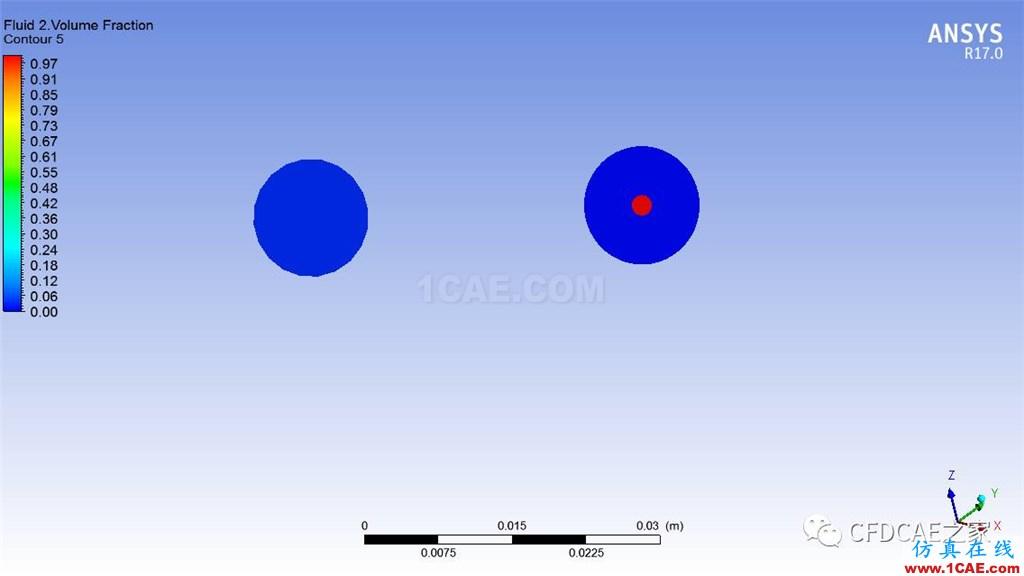 [学术信息]基于CFX的两相流混合器流场计算cfx分析图片3