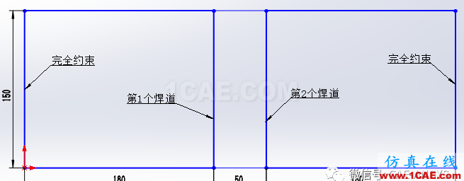 ANSYS薄板多道焊接残余应力有限元分析ansys workbanch图片1