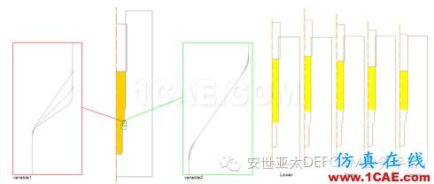 实例 | DEFORM软件DOE/OPT技术在螺栓成形工艺中的应用Deform分析图片2