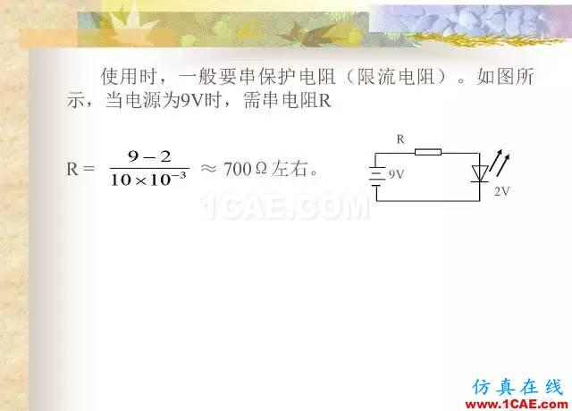 最全面的电子元器件基础知识(324页)HFSS培训的效果图片249