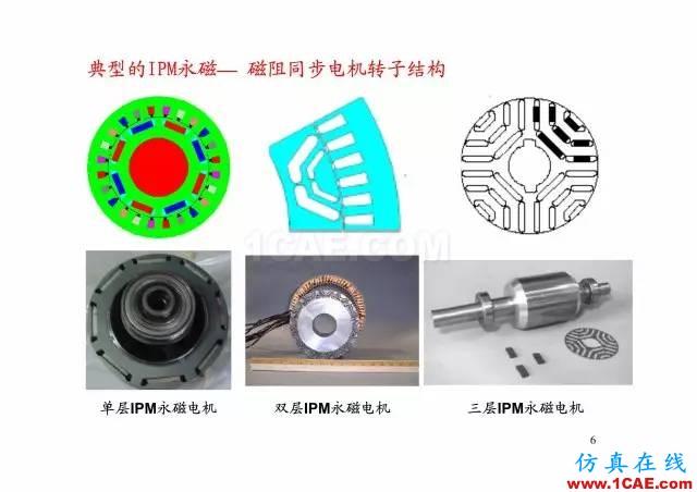【PPT分享】新能源汽车永磁电机是怎样设计的?Maxwell应用技术图片5
