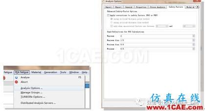 FE-SAFE使用Abaqus的ODB文件进行疲劳运算【转发】fe-Safe分析案例图片4