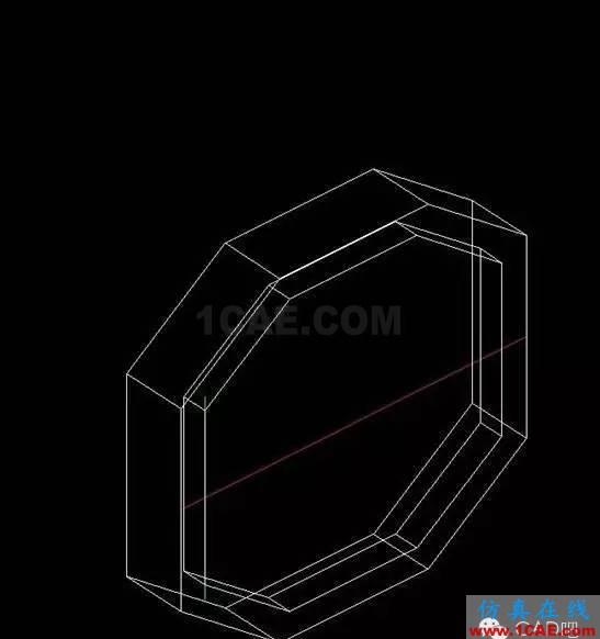 AutoCAD设计羽毛球教程案例AutoCAD培训教程图片4
