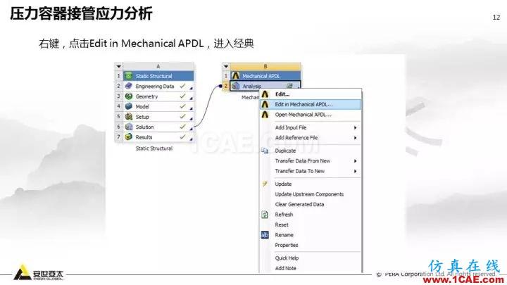案例分享 | ANSYS Workbench 在压力容器分析中的应用ansys结果图片12