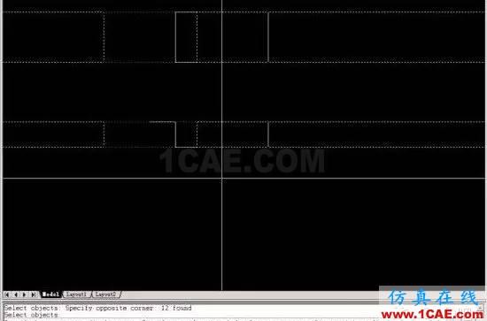 AutoCAD秘籍-(3)利用AutoCAD设计速成解密ansys分析图片7