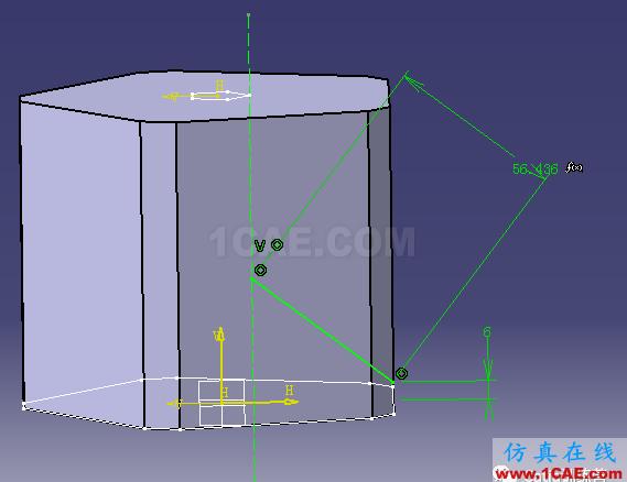 Catia零件建模全过程详解Catia技术图片23
