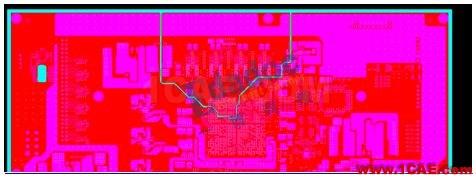 PCB输出GERBER的DFM案例【转发】ansys仿真分析图片5
