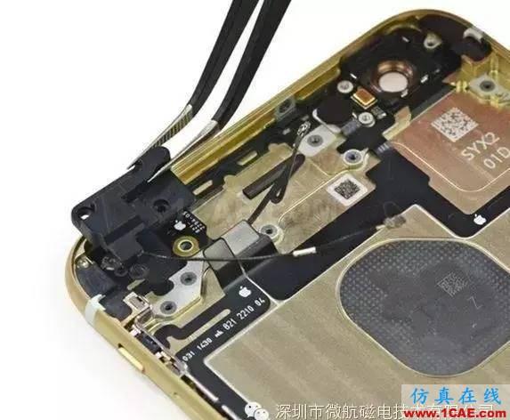 金属材质机身手机天线如何设计?HFSS分析案例图片10