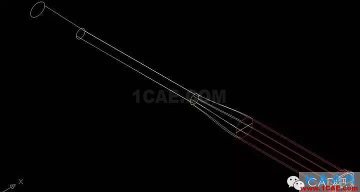 AutoCAD设计羽毛球教程案例AutoCAD分析图片7