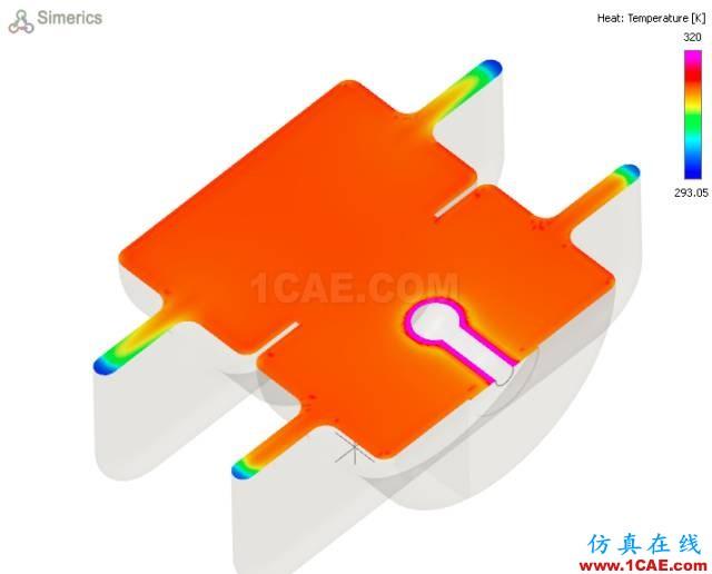 推荐CFD软件Simerics——高效模拟复杂结构的换热器cfx分析图片17