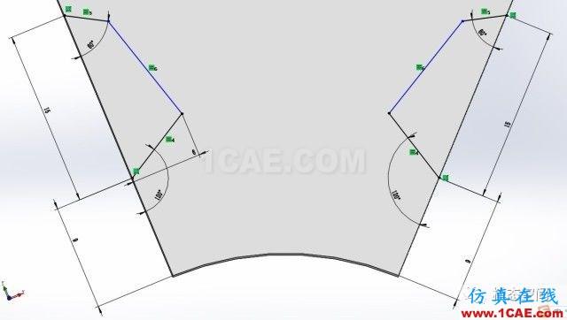 实例操作|新能源汽车用永磁电机转子的全砖形单元划分方法Maxwell分析案例图片5