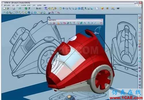 CATIA-虚拟设计成就卓越产品+培训案例图片6