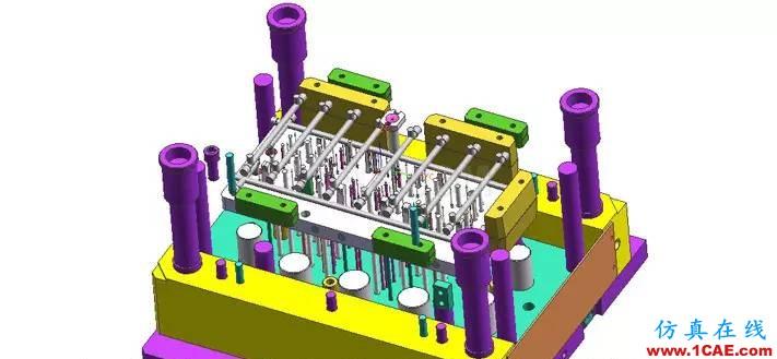 塑料模具设计步骤和技巧-广州模具UG培训ug设计图片1