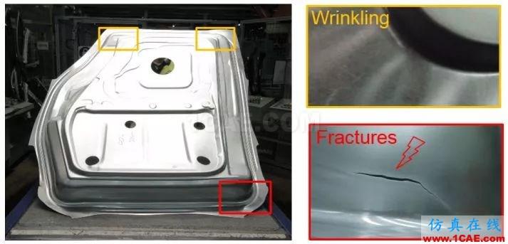 autoform应用案例:TriboForm应用于沃尔沃XC90车门内板autoform图片1